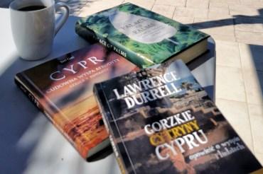 Biblioteka podróżnika: książki o Cyprze