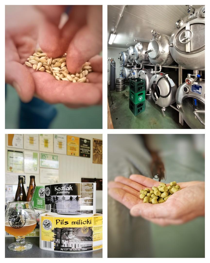SilverMint blog Dolnośląski Szlak Piwa i Wina Dolina Baryczy