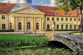 Pałac w Miliczu. Perłowy naszyjnik i historia Marii von Maltzan
