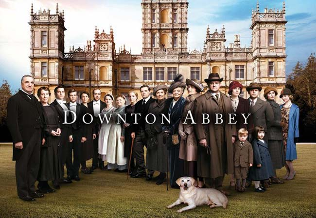 The Top 25 TV Shows To Satisfy Your Downton Abbey Addiction