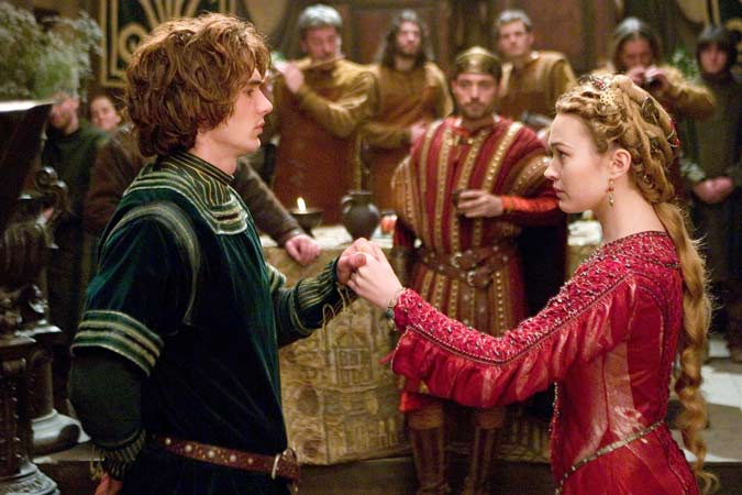 """From """"Tristan and Isolde."""" Period Drama Review Archive"""