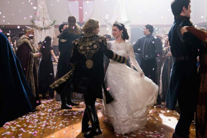 Reign wedding. Period Drama Review Archive