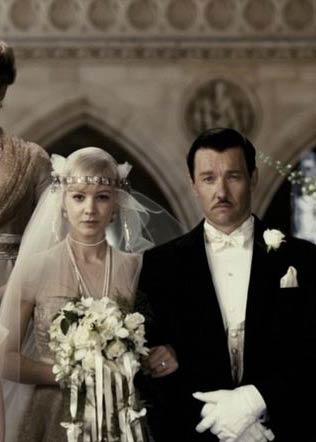 12 Memorable 20th Century Period Drama Wedding Gowns  12 Memorable 20...