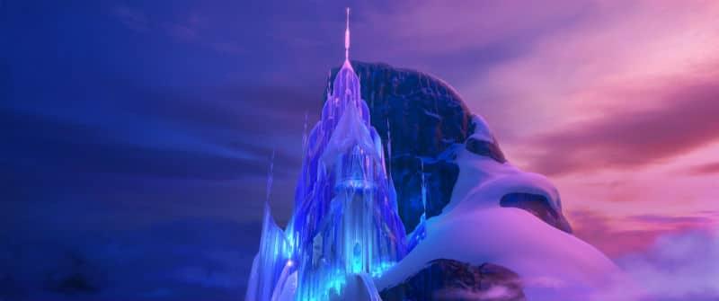 Frozen - Elsa's Castle