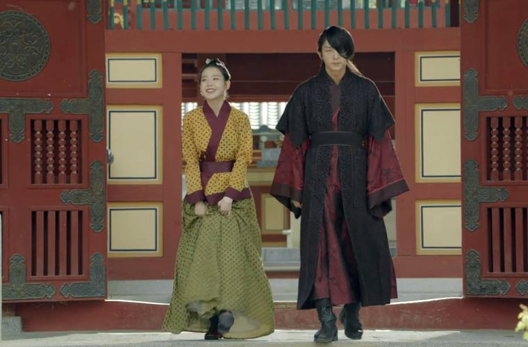 hae-soo-and-4th-prince Scarlet Heart Ryeo Episode 6 & 7 Recap