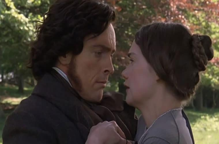 Jane Eyre 10th Anniversary Review - Jane and Mr. Rochester