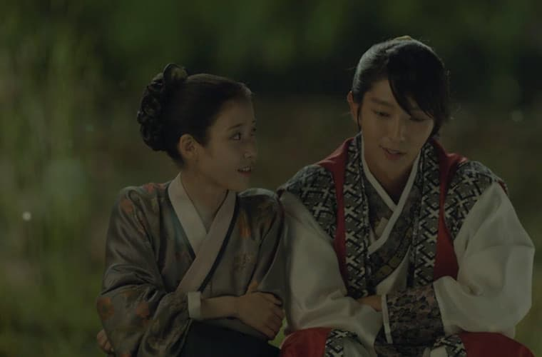 stargazing-hae-soo-4th-prince Scarlet Heart Ryeo Episode 14 & 15 Recap