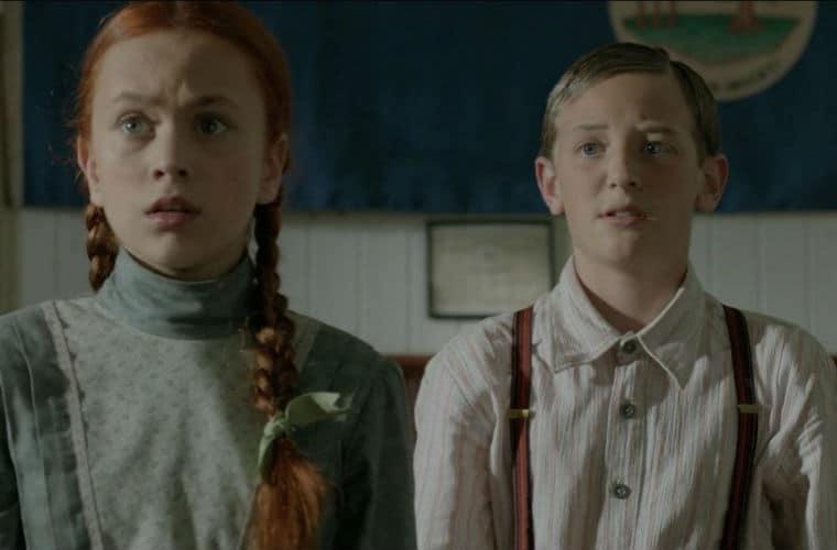 Anne and Gilbert. Photo: PBS/Breakthrough Entertainment