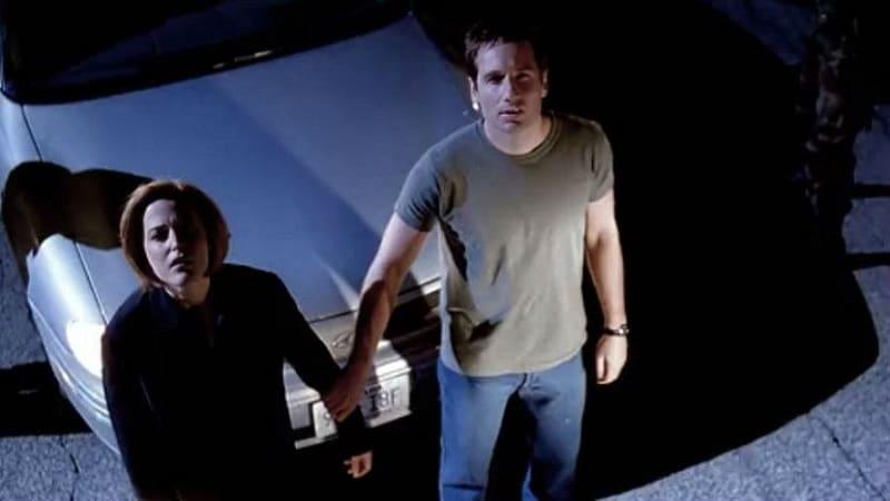 Mulder Scully Slow-burn romance
