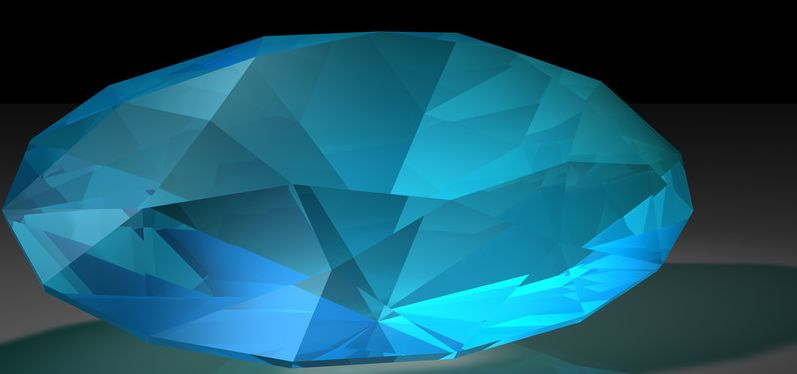 Birthstones For December Winter Blues Of Turquoise