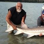 fraser river fishing holidays, fraser river fishing packages, sturgeon fishing packages, white sturgeon fishing canada