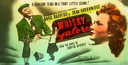 Image result for whiskey galore 1949 movie