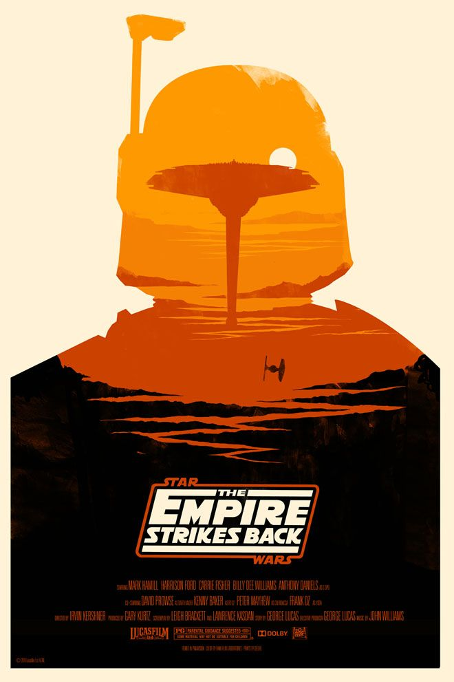 Empire - Olly Moss