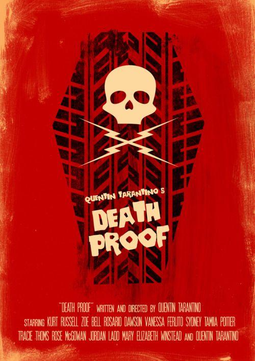 Death Proof by Joel Amat Güell