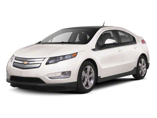 The Chevy Volt that was actually released in 2012