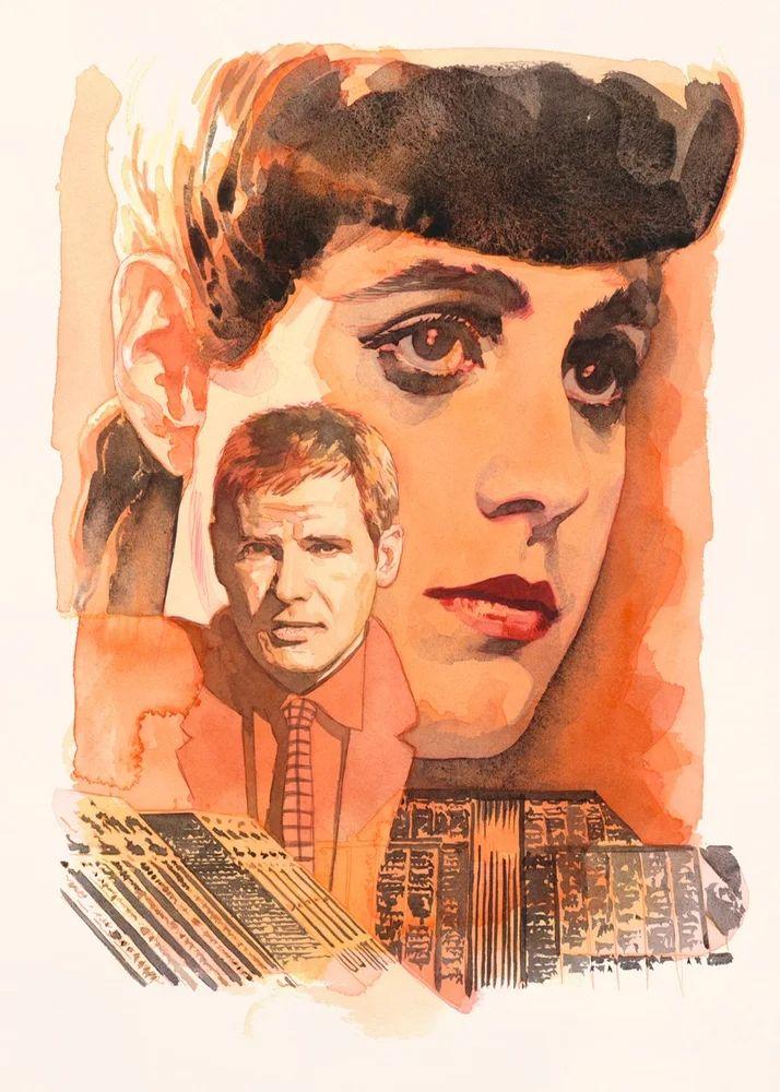 Blade Runner by Sean Phillips