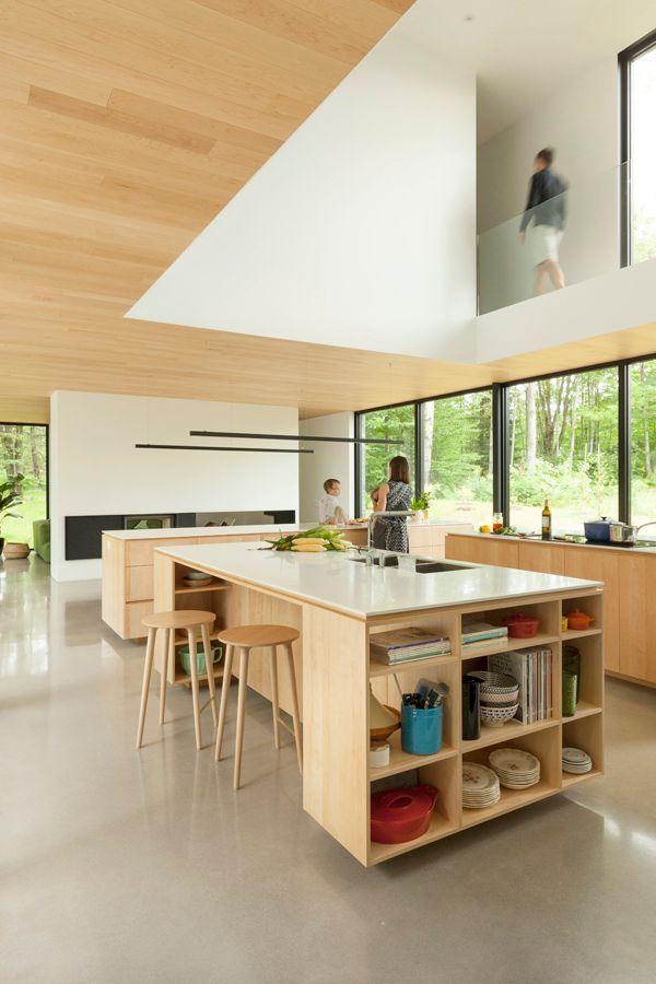 Three Island Kitchen 2