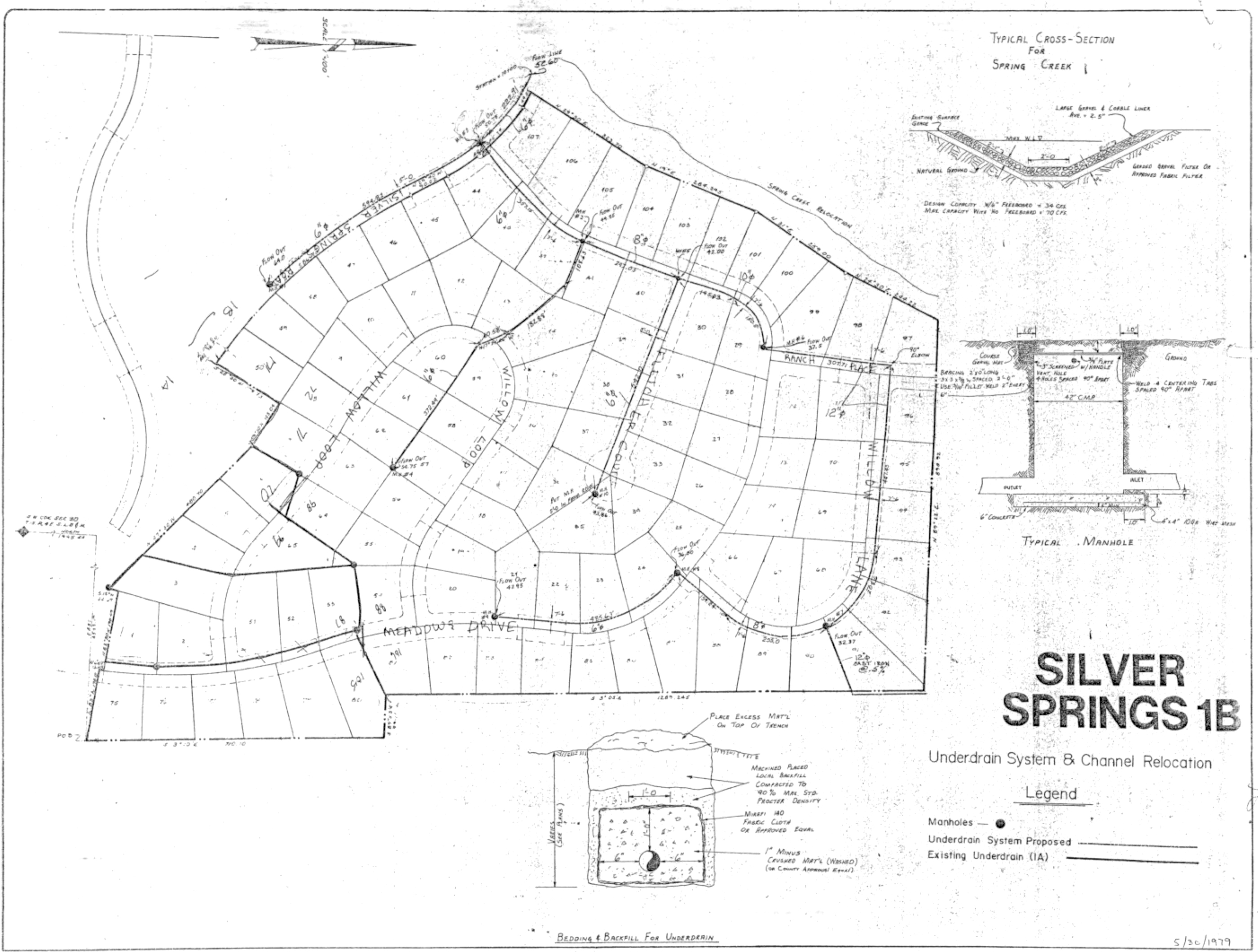 S silversprings munity wp content uploads ss1b underdrain system 1979proposed