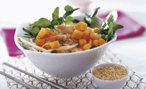 Sesame-chicken-stir-fry-with-watercress