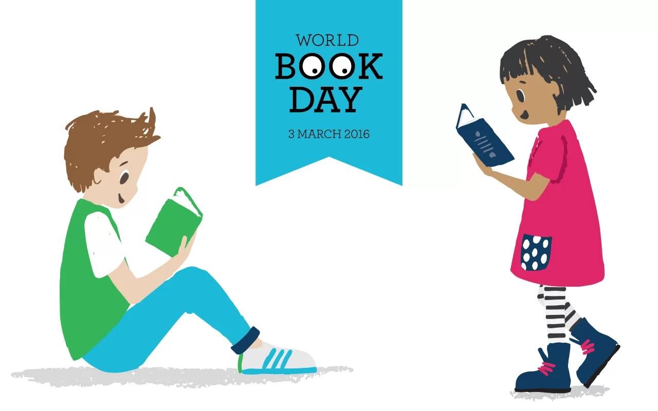 World Book Day 2016 | Iconic Childhood Books