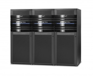 3 rack V-Max storage subsystem from EMC