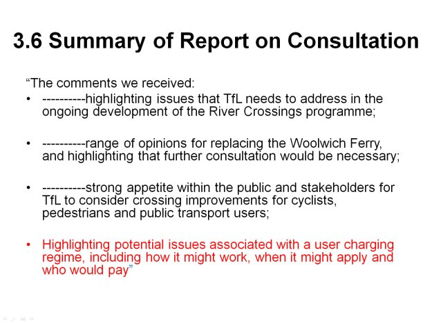 John Elliott on East London River Crossings - Slide 12