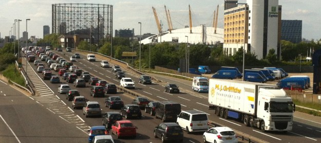A Silvertown Tunnel won't cure these jams, despite what Transport for London claim