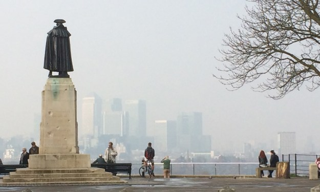 Greenwich Park, 17 March 2015