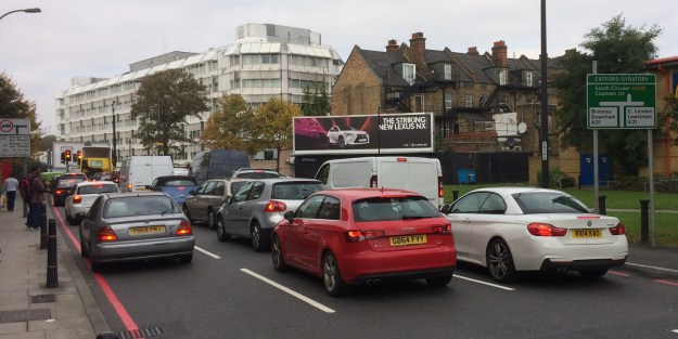 Lewisham councillors fear the Silvertown Tunnel will make the notorious queues on the South Circular even worse
