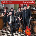 Little Rmba band in Cafe Perido