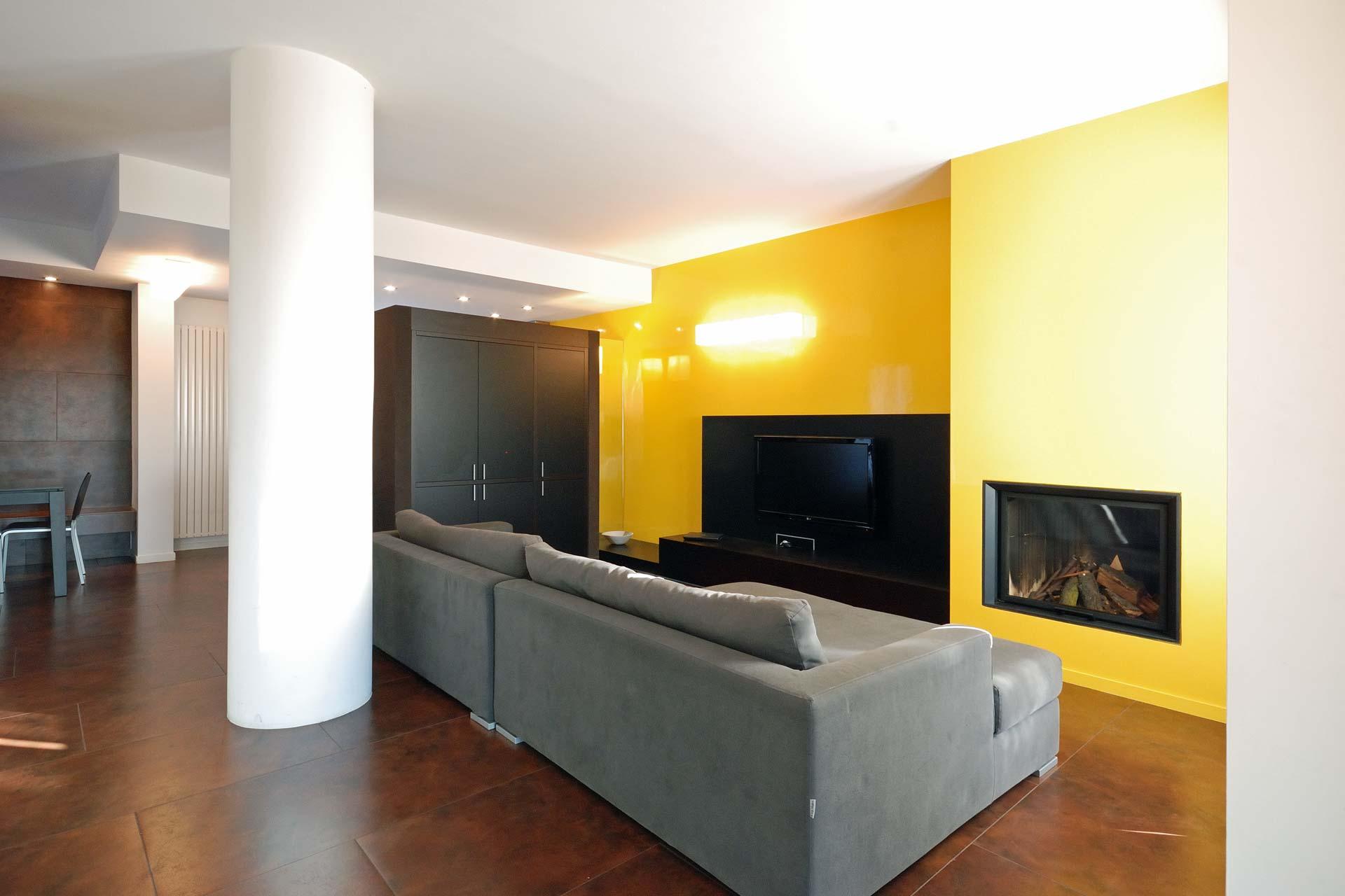 Una casa a Milano, ristrutturazione di Roberto Silvestri