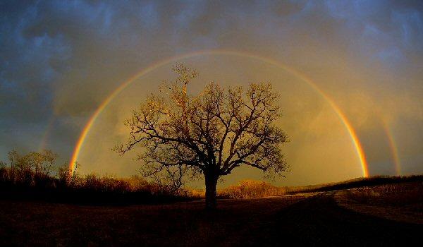 Risultati immagini per arcobaleno vero