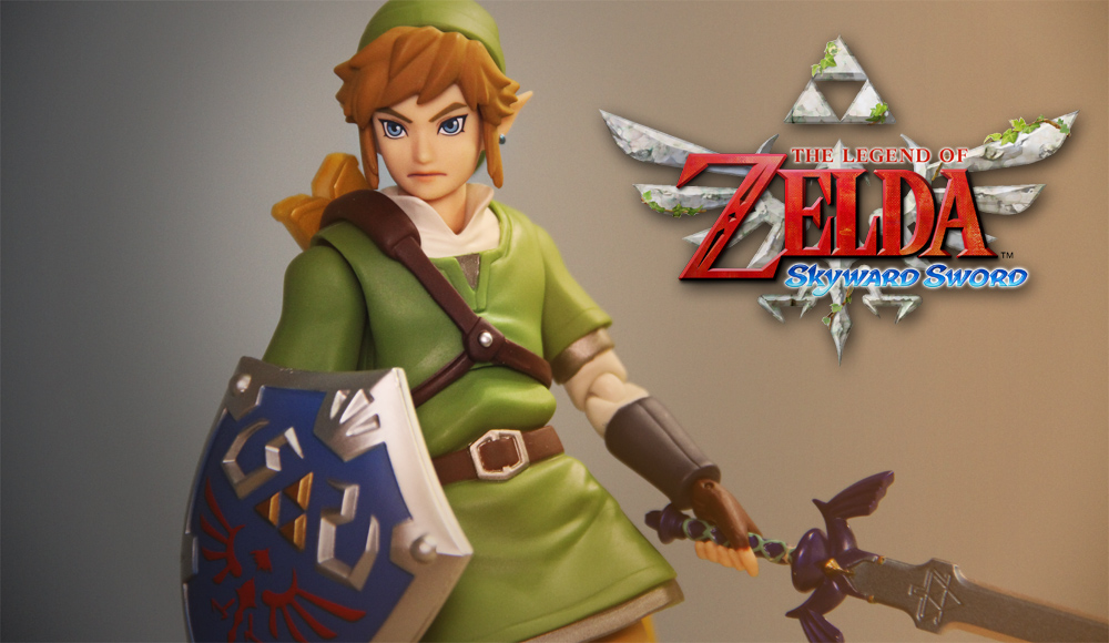 Figura Zelda 01