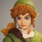 Solo para fans de The Legend of Zelda: figura articulada de Link por FIGMA