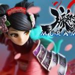 Preciosa Figura de Momohime (Muramasa: The Demon's Blade)