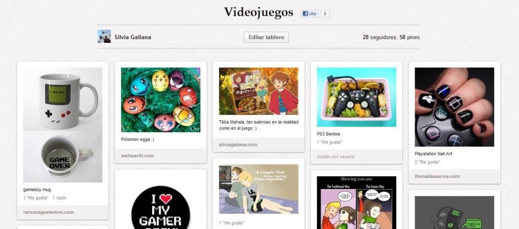Socialmedia Marketing en Pinterest