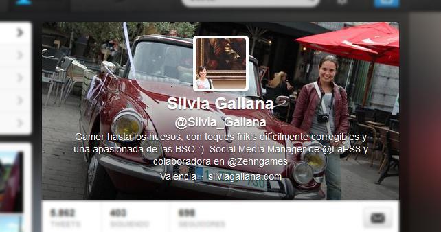 Debemos rellenar nuestra Bio de twitter con una descripción breve y atractiva.
