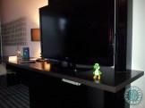 Fardando de tele en la Suite - Amberes