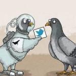 Humor: En algún momento del pasado… antes de Twitter