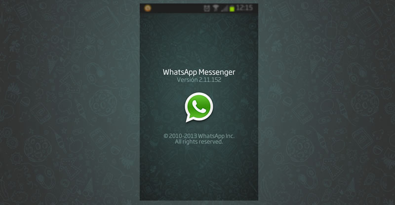 Versión 2.11.152 de WhatsApp para Android