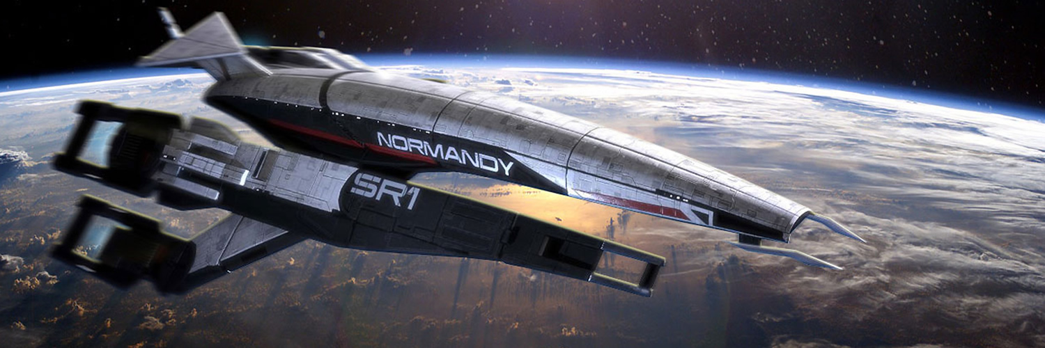 Mass Effect - Normandy