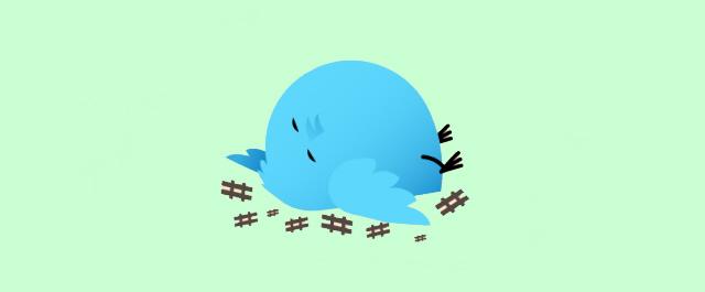 El abuso de hashtags suele provocar unfollows