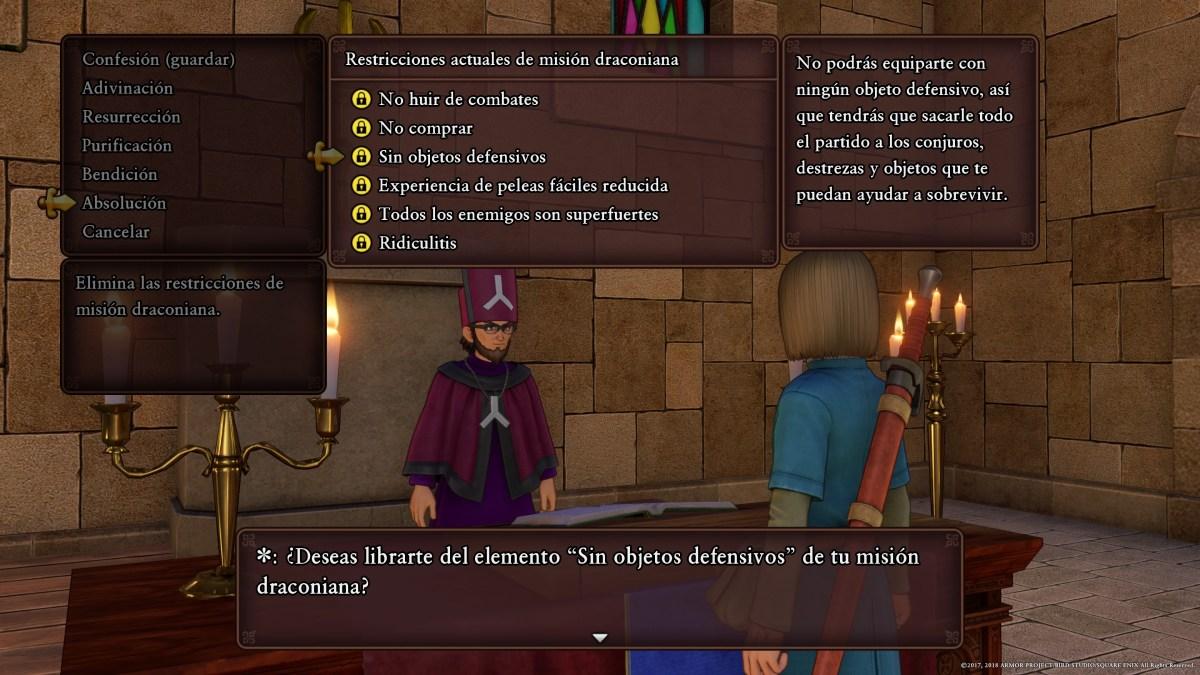 Trucos y consejos de Dragon Quest XI: La Misión Draconiana