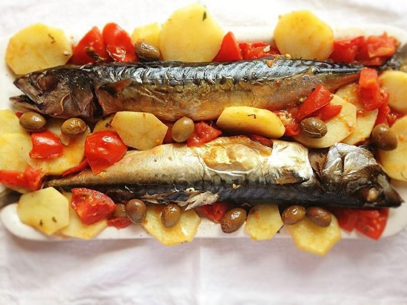 sgombro ricetta, omega3, bambini, pesce azzurro