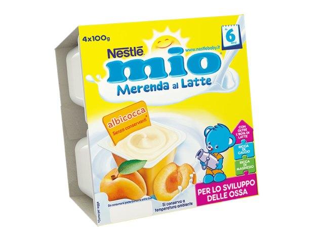 merende al latte MIO