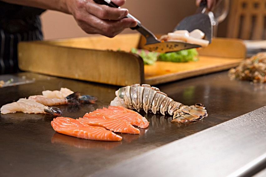 Il Giappone in cucina. Il Teppanyaki.