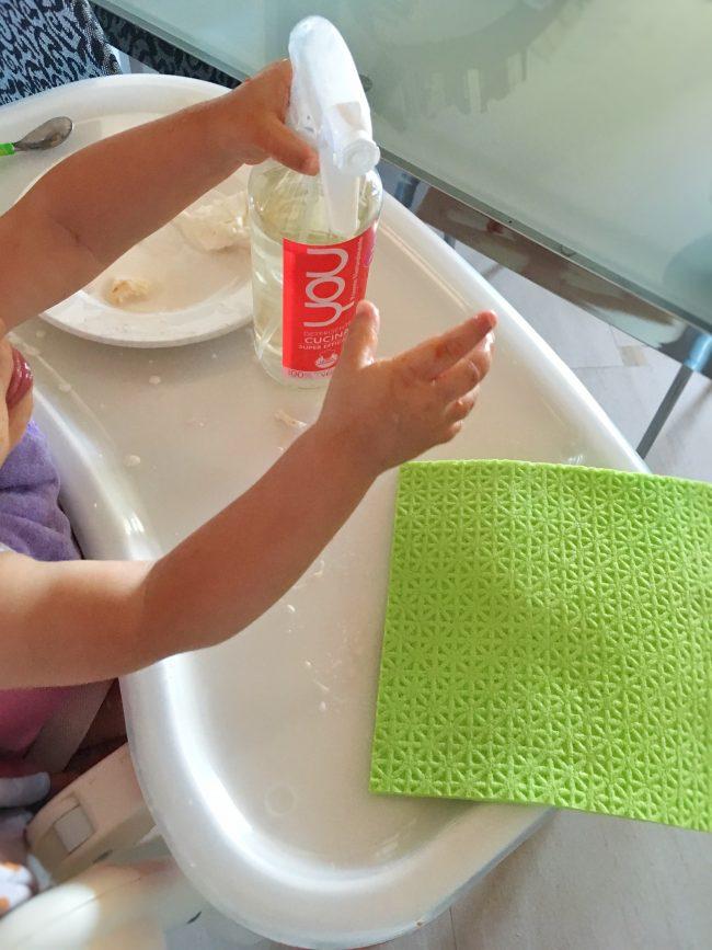 Detergenti per la casa