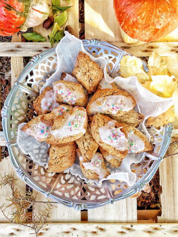 Is pabassinusu. I dolci tipici sardi di Ognissanti.