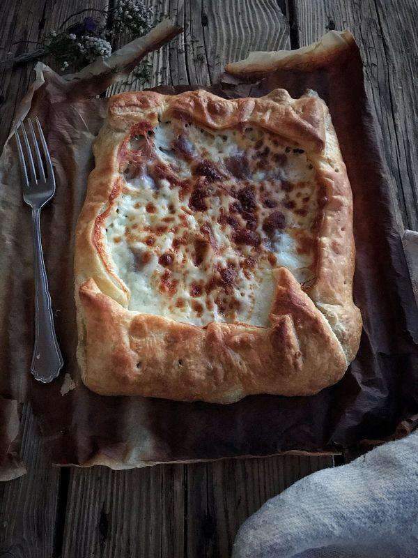 La ricetta dell'ultimo minuto: una torta salata con i carciofi e...