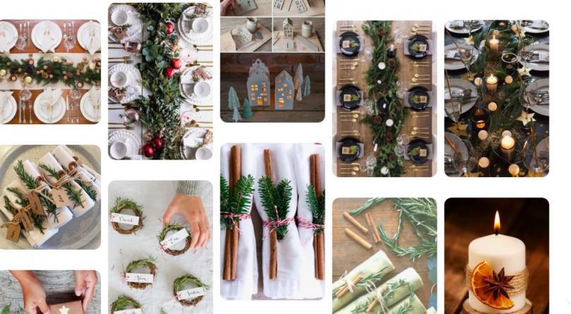 La mia guida completa alle decorazioni di Natale e Capodanno + Pinterest ispirazioni